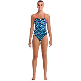 Funkita Eco Single Strap One Piece Swimsuit Women touche